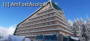 foto-vacanta la Belvedere Hotel (ex Cioplea)
