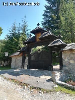 foto-vacanta la Mănăstirea Robaia [Robaia, Mușătești]