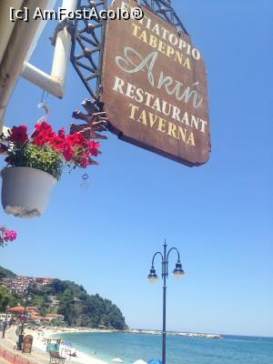 foto-vacanta la Unde mâncăm? Taverne în zona Pelion