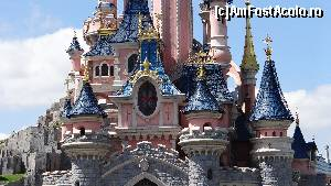 foto-vacanta la Disneyland Paris (parc de distracții)