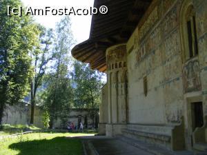 foto-vacanta la Mănăstirea Voroneţ