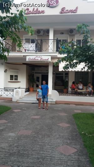foto-vacanta la Golden Sand Hotel