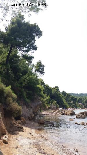 foto-vacanta la La pas prin insula Evia