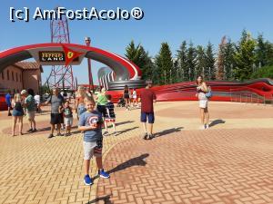 foto-vacanta la Port Aventura (parc de distracții & aquapark)