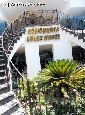 foto-vacanta la Concordia Celes Hotel [Okurkalar]