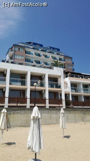 foto-vacanta la Paraiso Beach / Paraiso Teopolis Hotel