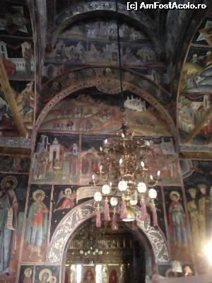 foto-vacanta la Mănăstirea Hurezi [Românii de Sus]