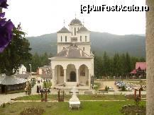 foto-vacanta la Mănăstirea Caraiman