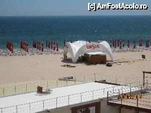 foto-vacanta la La plajă în Eforie Nord
