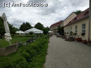 foto-vacanta la Palatul (reşedința) de vară Brukenthal