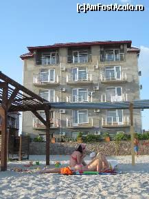foto-vacanta la Delfin Hotel [Koblevo]