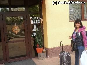 foto-vacanta la Alex Hotel [ex Pensiunea Alex]