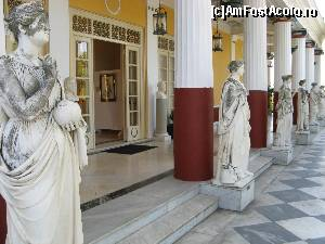 foto-vacanta la Achillion - palatul împărătesei Sissi [Gastouri]