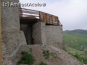 foto-vacanta la Cetatea Deva