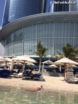 foto-vacanta la Jumeirah at Etihad Towers Hotel