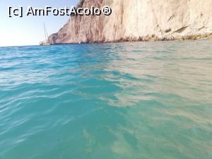 foto-vacanta la Plaja Navagio (Shipwreck) - un colț de paradis terestru