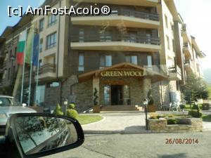foto-vacanta la Green Wood Hotel & SPA