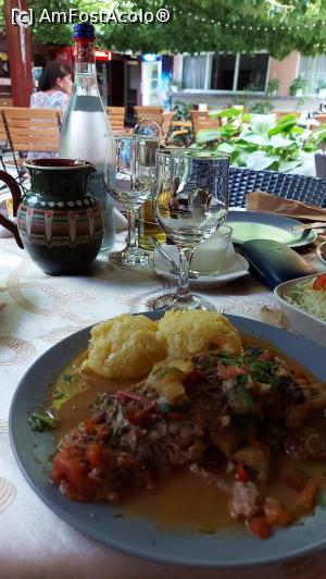foto-vacanta la Unde mâncăm în Eforie Nord?