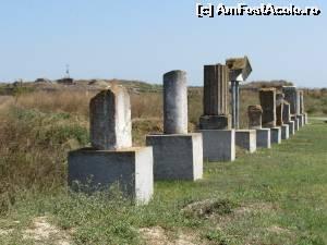 foto-vacanta la Cetatea Histria
