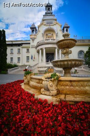 foto-vacanta la În vizită la Casino Sinaia