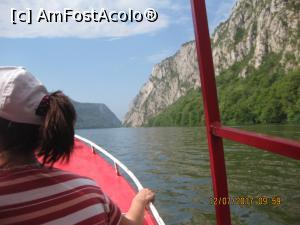 foto-vacanta la Pensiunea Cazanele Dunării