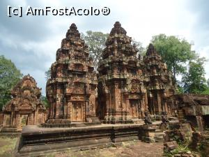 foto-vacanta la Complexul de temple Angkor Wat