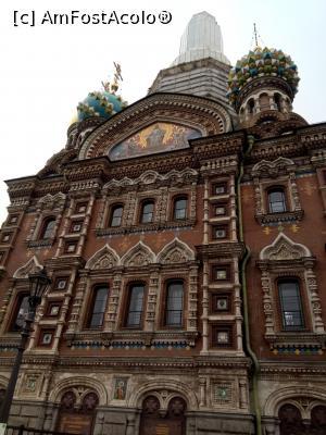 foto-vacanta la Cu mașina la St Petersburg