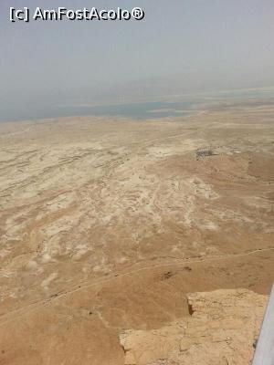 foto-vacanta la Cetatea Masada