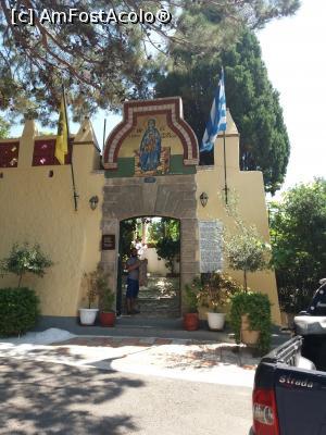 foto-vacanta la Mănăstirea Paleokastrita