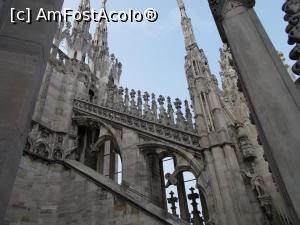 foto-vacanta la Domul din Milano