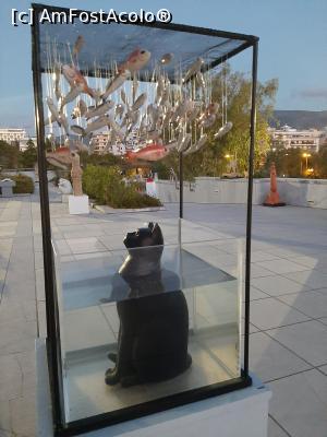 foto-vacanta la Muzeele Atenei