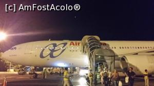 foto-vacanta la Cu avionul în Dominicana