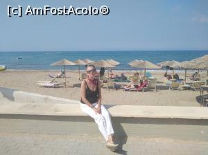 foto-vacanta la Dimitrios Beach Hotel [Perivolia]