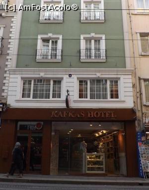 foto-vacanta la Kafkas Hotel