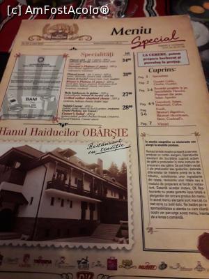 foto-vacanta la Unde mâncăm în zona Vidra / Obârșia Lotrului?
