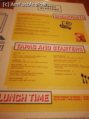 foto-vacanta la Unde mâncăm în Cracovia?
