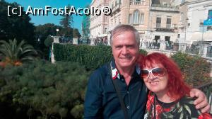 foto-vacanta la Cu avionul în Sicilia