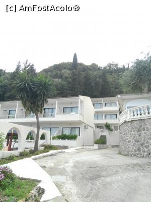 foto-vacanta la Benitses Bay View Hotel [Achillion, Gastouri]