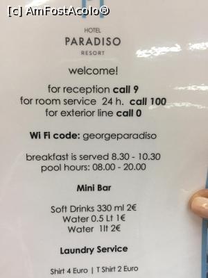 foto-vacanta la Paradiso Resort