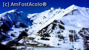 foto-vacanta la La schi în Val d' Allos / La Foux