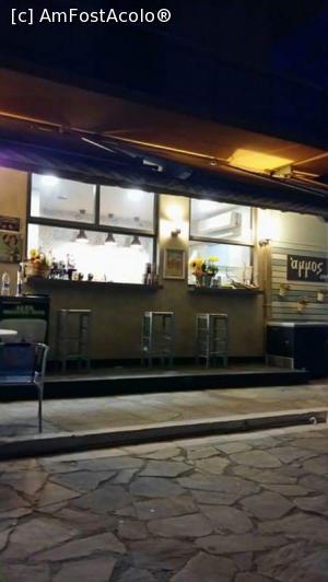 foto-vacanta la Unde mâncăm în zona Nea Styra?