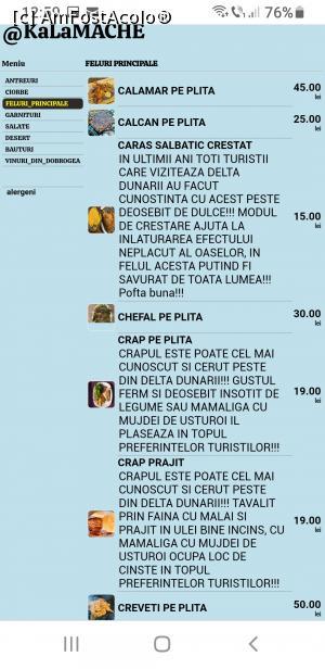foto-vacanta la Unde mâncăm în zona Jurilovca?