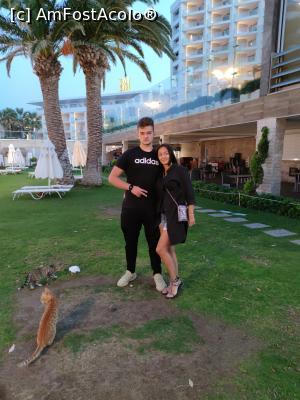 foto-vacanta la Boyalik Beach Hotel & SPA