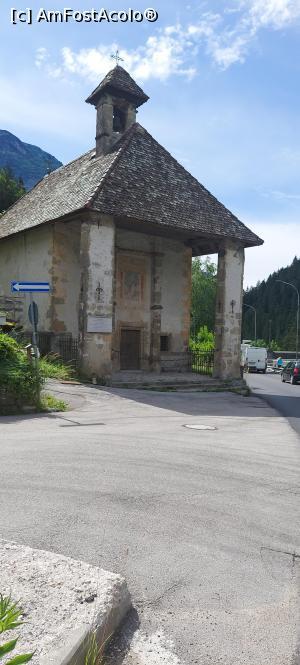 foto-vacanta la La pas prin Auronzo di Cadore