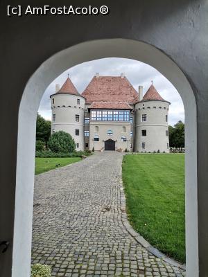 foto-vacanta la Castelul Bethlen-Haller [Cetatea de Baltă]